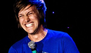 Chris Ramsey in all his Geordie sexiness.