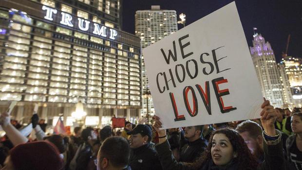 trump-protest-chicago